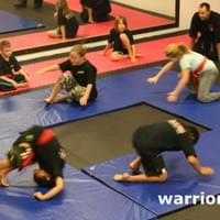 Warrior Kids Rolling