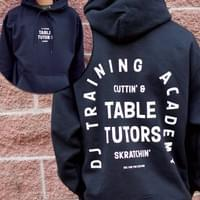 Black TableTutors Arch Hoody