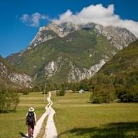 Self guided walking tour, Slovenia
