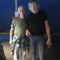 Butch Stone with Roger Waters of Pink Floyd