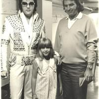 Elvis Tina and Tom Hulett
