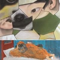 Various Student Art: Kimin Lee and Andrew Keller