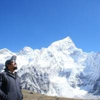 Kala Patthar Everest view