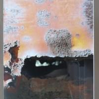 Abstract Rust - Valerie Hobson- Winning Photograph