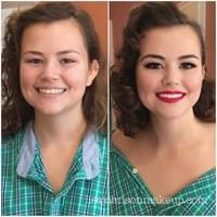pageant makeup hair by lisa johnson bridal