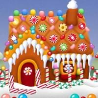 Virtual Gingerbread House