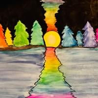 Color Theory Watercolor