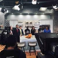 The Uncaged Chefs Features on Fox 5 During Private Chef No Restaurant Week