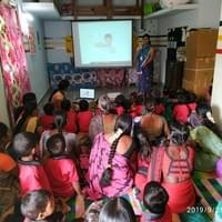 Session on Menstrual Hygiene