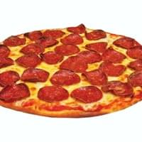 Our famous Pepperoni's Pizza