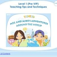 Sample Teaching Slides