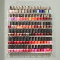 Nail polish colors at Tranquility Spa Salon in Brooklyn Park, MN