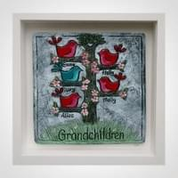 Grandparents Tree - Mol's Tiles