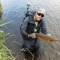 Fly fishing New Zealand www.guidedflyfishtaranaki.com