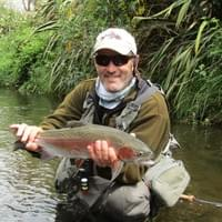 Taupo fly fishing New Zealand
