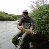 Taupo, Taranaki guided fly fishing