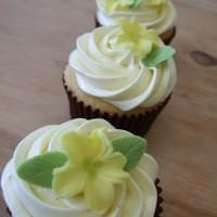 Lemon Party Cupcakes & Lemon Vanilla Bean Buttercream