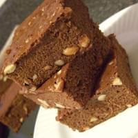 Honey Nut Brownies