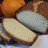 Orange Poundcake