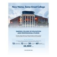 ODU Darden full page ad