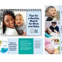 From The First Tooth (MaineHealth) patient education flip book