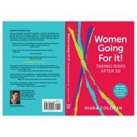 Women Going For It! Book design, including jacket