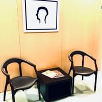 chairs of the ent office