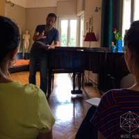 "Philipp Weiss ""The 4th Dimension in Singing"" Seminar"