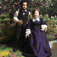 Abraham Lincoln & Mary Todd