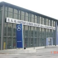 Mercedez Car Showroom