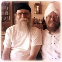 Gurujiwan and Gurucharan reunited! After two and a half decades apart, doing the work once more.