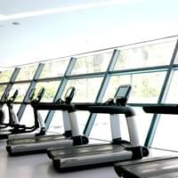 gymnasium - open daily from 6:00am to 11:00pm