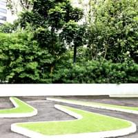 mini race track - open daily from 9:00am to 10:00pm