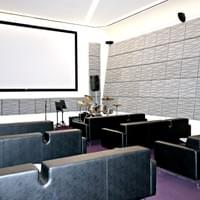 screening room - open daily from 9:00am to 10:00pm