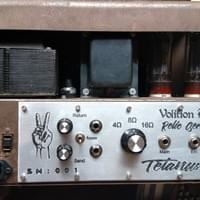 Volition Amps Rust Bucket