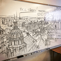 Sketching for Animators and Illustrators Whiteboard