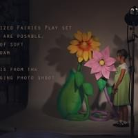 Life Size Fairies Playset