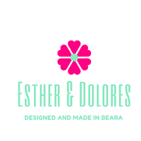 Esther & Dolores. Hand-crocheted Designs.