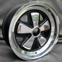 FUCHS replica, 16x7, ET+23.3, RSR finish.