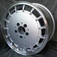 Gullidecker  replica wheel, 16x8, 5x112 PCD, ET+34, 66.6mm HUB.