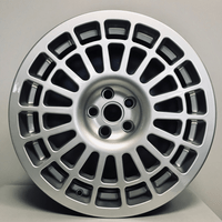 "LANCIA Delta, 16x7.5"", 17x8"" - 4x98 PCD & 5x98 PCD, Available in White & Silver Anthracite colour."