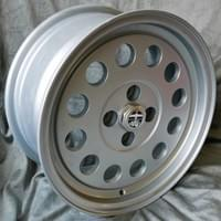 Ronal A1 replica wheel, 15x7, 4x98 & 5x98 PCD, ET+25, 58.6mm HUB.