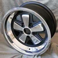 FUCHS replica 16x8, ET+10.6, RSR finish