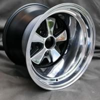 Fuchs Replica, 15x11, ET -27, RSR Finish