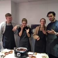 Cocoa Journey chocolate workshop couples fun
