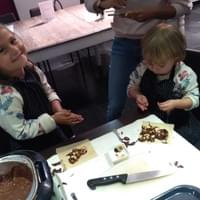 Cocoa Journey kids chocolate workshop fun