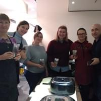 Cocoa Journey group chocolate workshop fun