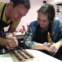 Cocoa Journey couples chocolate workshop fun