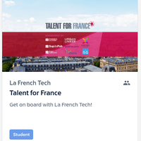 La French Tech Talent for France