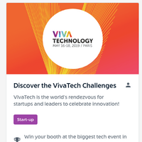 VivaTechnology Challenges